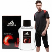 ADIDAS PARFUM TEAM FORCE MAN ORIGINAL 100ML - ASLI IMPORT 100%