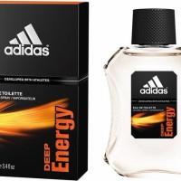 Adidas Man Parfum DEEP ENERGY 100ml Original Import