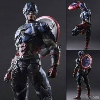 Play arts kai Captain America