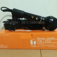 harga Mic Toa / Microphone Toa Zm-260 By Dealer Toa Jakarta Tokopedia.com