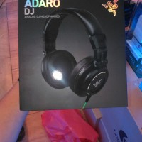 RAZER HEADSET ADARO DJ // ANALOG DJ HEADPHONES
