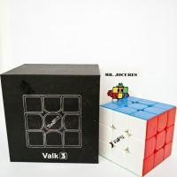 3x3 Rubik Qiyi The Valk 3 Stickerless Speedcube