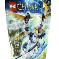 Lego Chima 70201 CHI Eris Mainan Blok dan Puzzle