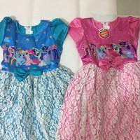 harga dress baju anak my little pony umur 3 - 5 tahun Tokopedia.com