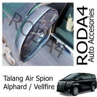 Talang Air Spion Mobil Alphard / Vellfire