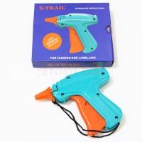 TAG GUN X-Trail Alat Tembak Pemasang Label Bandrol Harga / HangTag