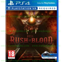 PlayStation VR Until Dawn: Rush of Blood (R3 / English PSVR Game)