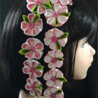harga Jepitan Rambut anak dewasa Sakura Kanzashi Jepang runtai 10 Tokopedia.com