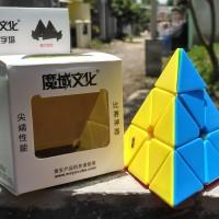 MoYu Magnetic Pyraminx Stickerless