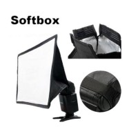 Universal Softbox Flash Diffuser Camera DSLR