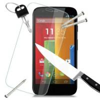 Tempered Glass 0.26mm for Motorola Moto G Curved Edge Taff Japan 9H