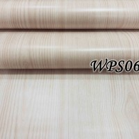 WALLPAPER STICKER 45CMX5M-WPS067-WOOD MOTIF II