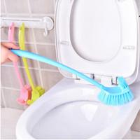 sikat toilet multifungsi dengan gagang panjang - hbh082