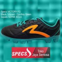 Sepatu Bola SPECS VICTORY FG black
