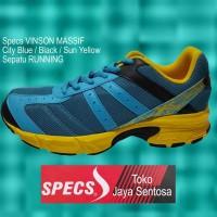 Sepatu Running SPECS VINSON MASSIF Blue harga Sepatu Running SPECS VINSON MASSIF Blue Tokopedia.com