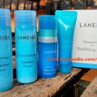 Laneige Moisture Trial kit (4 items)