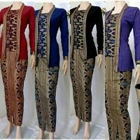 batik wanita/ setelan rok n blouse/ batik kebaya/ batik kode denada