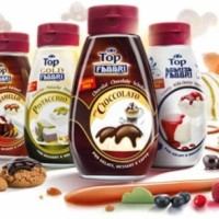 Top Fabbri Gluten Free Syrup Topping Chocolate Strawberry Sirup Import