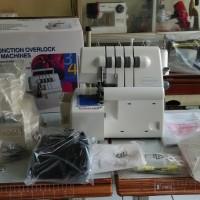 harga Mesin jahit obras & neci portable Motherlock DF 554 Tokopedia.com