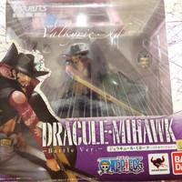 Figuarts Zero Dracule Mihawk Battle Ver Original Japan Ver BANDAI