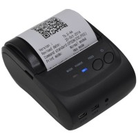 Zjiang ZJ5802 - Printer Mini Portable Bluetooth Wireless Murah Thermal