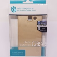 Samsung Galaxy A3 (2016) Nillkin Super Frosted Shield Case Ori - Gold