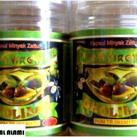 Obat Herbal Minyak Zaitun Extra Virgin Gholiban isi 60 JLT203