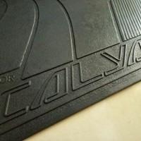 Karpet Lantai Mobil Toyota CALYA 1 Set/5 Lembar (Full Set DTBB)