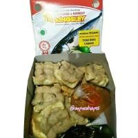 Batagor Kingsley Bandung. FREE Bubble Wrap !