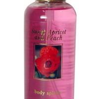 Jual Yves La Roche Sweet Apricot Body Splash 200 ML Murah