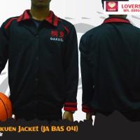 Crows zero - Jaket TOUOU GAKUEN JACKET Basket Ball / Bola Anime