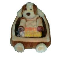 harga kasur bayi karakter boneka anjing gufi Tokopedia.com