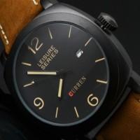 Jual Jam Tangan Kasual - Sportif Curren 8158 Casual - Style Watch Murah