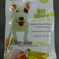 Snack Anjing/Snack for Dog Bis Jerky 70gr