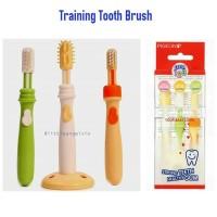 Pigeon Training Toothbrush set tooth brush sikat gigi bayi