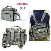 harga Tas Bayi ELLE Original 3in1 Tribal Diaper Bag Ransel Backpack Punggung Tokopedia.com