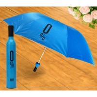 Jual Payung Lipat Unik Desain Botol Wine Umbrella Murah Murah