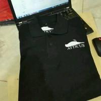 Polo shirt/ Kaos kerah/ Atticus