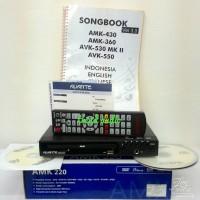 DVD karaoke player KJB AVANTE AMK 220 (original )