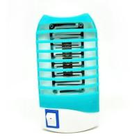 Lampu Tidur Anti Nyamuk - Mosquito Killer Night Lamp 4 LED