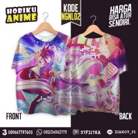 Sora & Shiro KAOS ~ No Game No Life ~ by Hobiku Anime Store