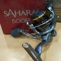 REEL SHIMANO SAHARA 500 FE