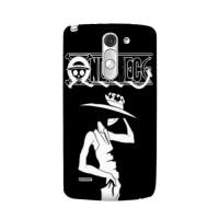 Casing Hp One Piece LG G3 Stylus/G4 Custom Case Handphone