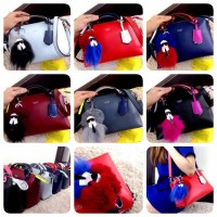 Tas Fendi By The Way Boston Tricolour | Tas Wanita Import Tas Wanita B