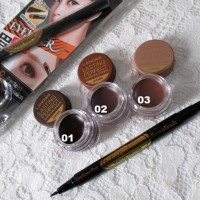 harga Landbis eye liner / eye brow gel ORIGINAL LANBIS 3 IN 1 Tokopedia.com
