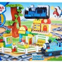 Mainan Bayi Anak - Thomas Block Train Set