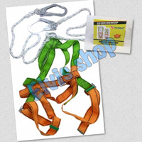 BODY HARNESS DOUBLE BIG HOOK
