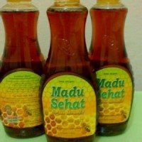 Jual madu sehat / madu murni klinik sehat 3 botol Murah