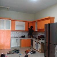 Kitchen set minimalis / klasik / modern