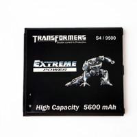 BATERAI TRANSFORMER SAMSUNG 9500 S4 5600mah (TOKO MJA GROSIR)